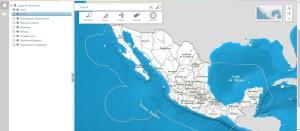 Imágenes satelitales de CONAGUA